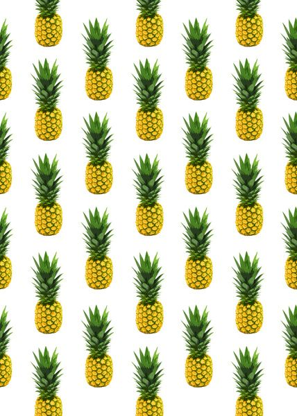 Pineapple Pattern Society 6